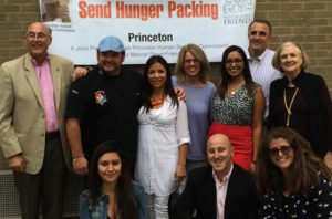 Reality TV chef cooks up awareness for children's hunger in Princeton
